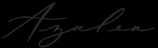Azalea Calligraphy & Design